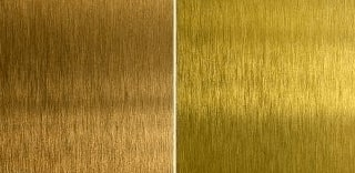 Differences between brass and bronze
